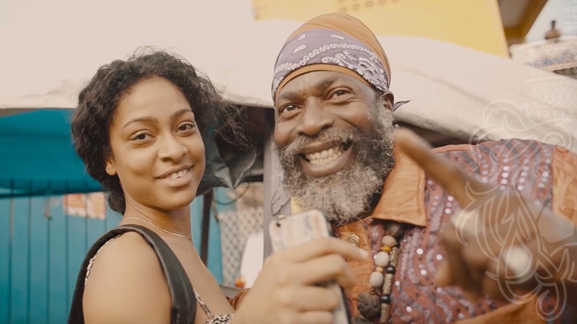 Capleton – Jah Man a Pray To