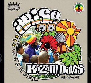 Kazam Davis - Arise Mixtape
