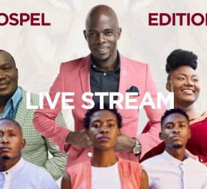 Live Stream Reggae Wednesdays Gospel Edition