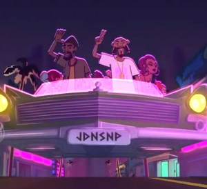 Blakkamoore feat. Snoop Dogg - Get Down Tonight