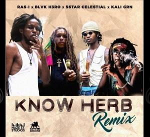 Know Herb Remix - Ras I, Blvk H3ro, 5Star Celestial & Kali Grn