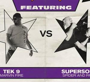 Quarantaine Clash - Tek 9 Movement vs Supersonic