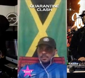 Quarantine Sound Clash: Mattia WarriorSound vs Spex da Boss