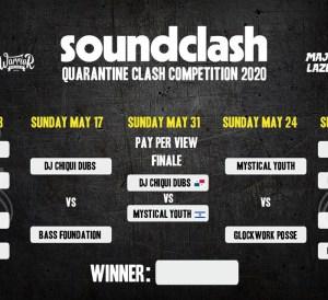 Soundclash finale