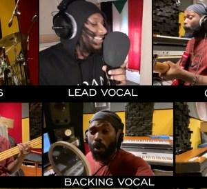 Mo Ali & Aston Barrett Jr. - Soul Shakedown Party (The Wailers Cover)