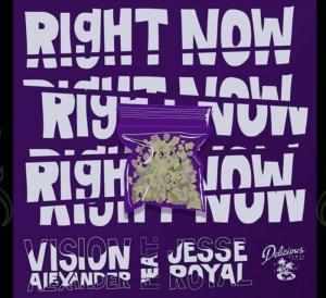 Vision Alexander ft. Jesse Royal - Right Now