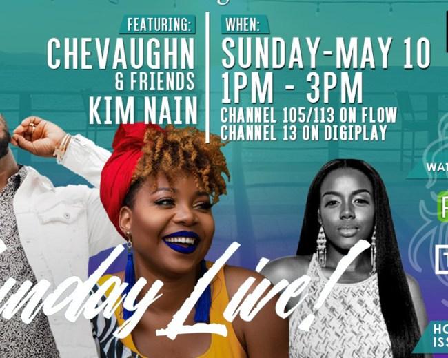 Sunday Live May 10