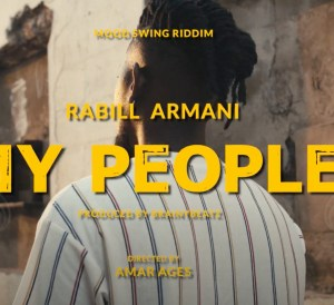 Rabill Armani - My People (Official Video)