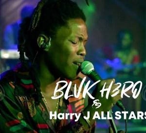 Blvk H3ro live