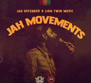 Jah Defender & Lion Twin Music - Jah Movements