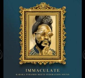 Kabaka Pyramid & Max Glazer release Immaculate Mixtape