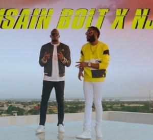 Usain Bolt, NJ - Living the Dream