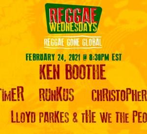 Reggae Gone Global