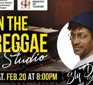 Reggae Month Sly Dunbar