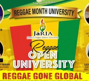 Reggae Open University