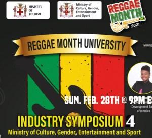 Reggae Month Symposium 4
