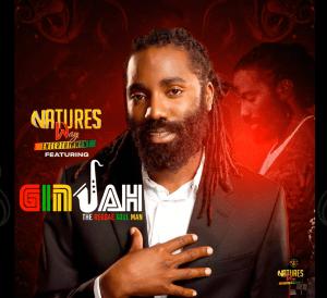 Reggae Soul Man Ginjah