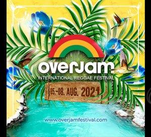 OverJam International Reggae Festival 2021