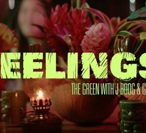 "The Green (with J Boog & Gyptian) - ""Feelings"""