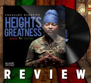 Heights of Greatness Pressure