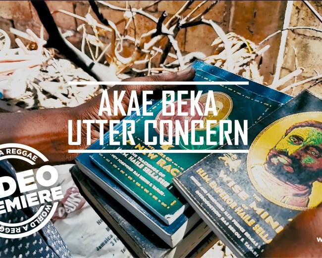 Utter Concern Midnite Akae Beka