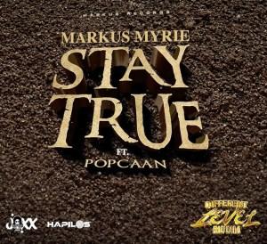 Markus Myrie ft. Popcaan - Stay True