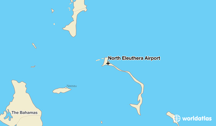 North Eleuthera Airport Elh Worldatlas