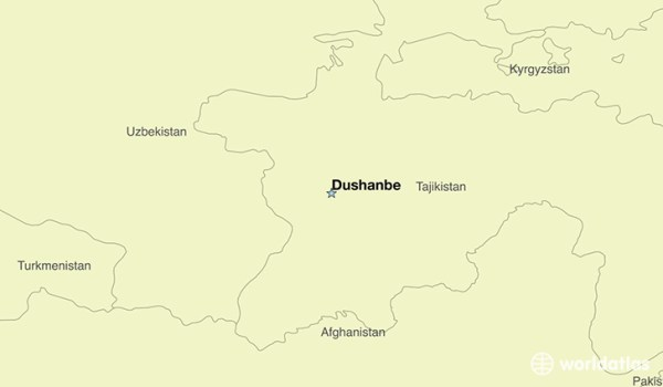Where is Tajikistan Where is Tajikistan Located in The