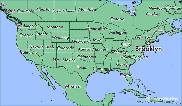 where is brooklyn ny