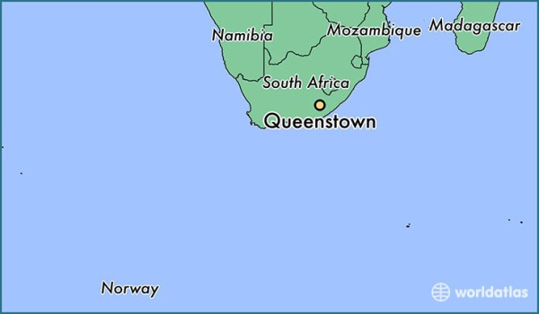 Where is Queenstown South Africa Queenstown Eastern