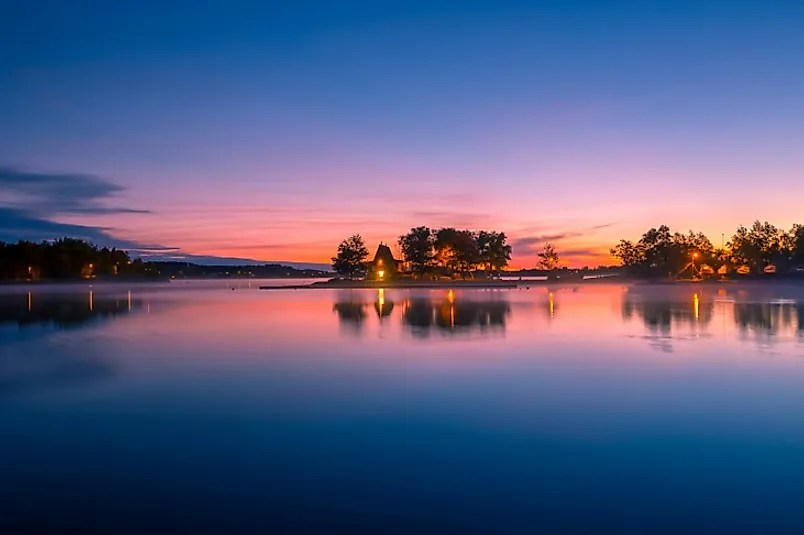 Lake Ontario  Lakes of the World  WorldAtlascom