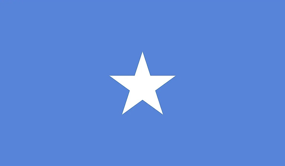 What Do The Colors And Symbols Of The Flag Of Somalia Mean  WorldAtlascom
