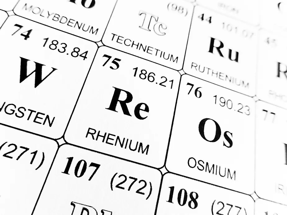 What Is Rhenium And What Are Its Applications