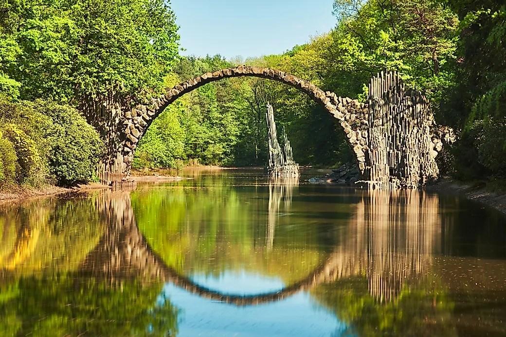Devils Bridge Germany  Architectural Wonders of Europe
