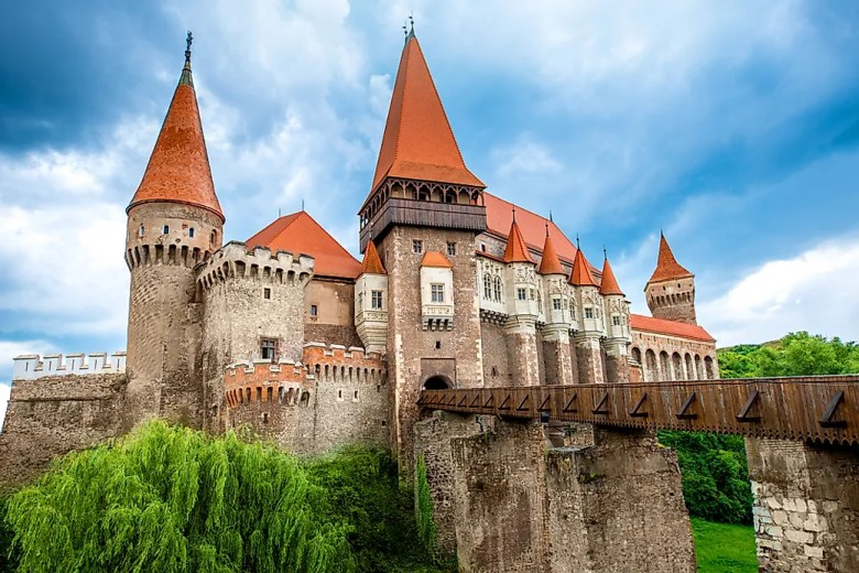 Image result for Corvin Castle, Romania