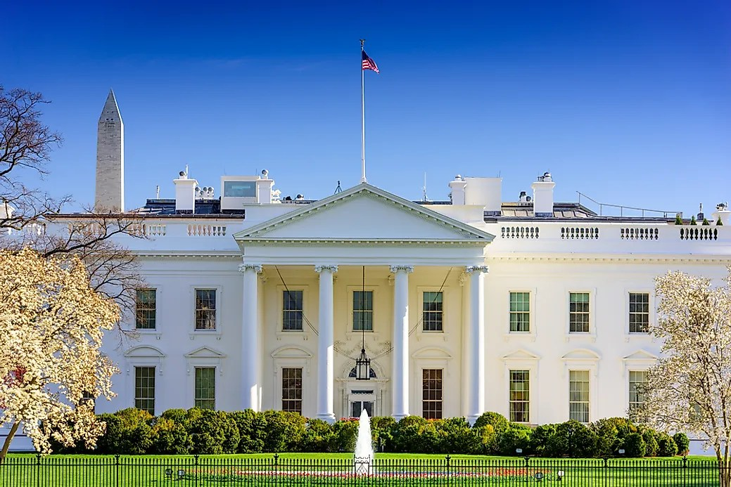 How Many Bathrooms are in the White House  WorldAtlascom
