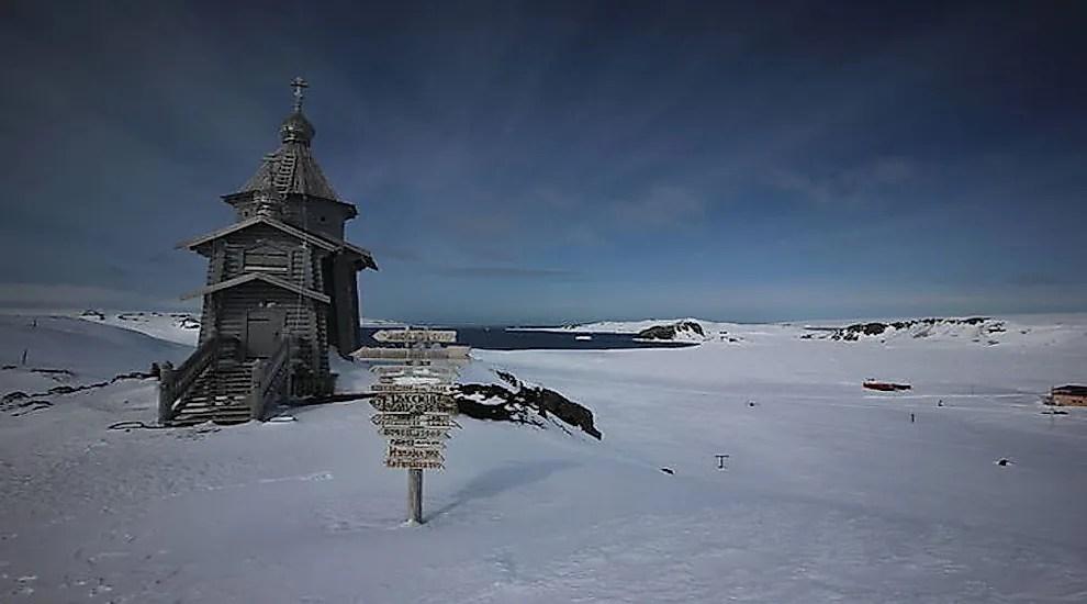 Religious Composition Of Antarctica Worldatlas Com