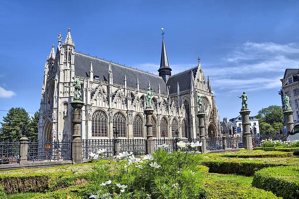 Major Religions in Belgium  WorldAtlascom