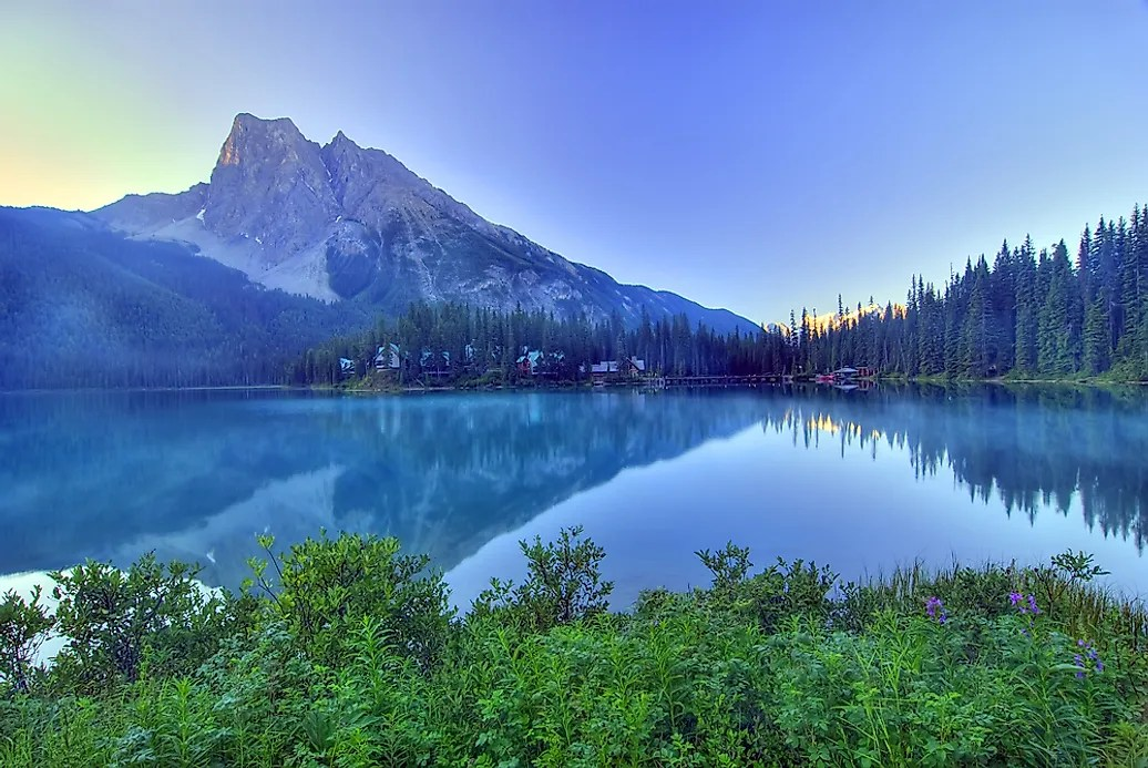 The Best Places to Visit in British Columbia  WorldAtlascom