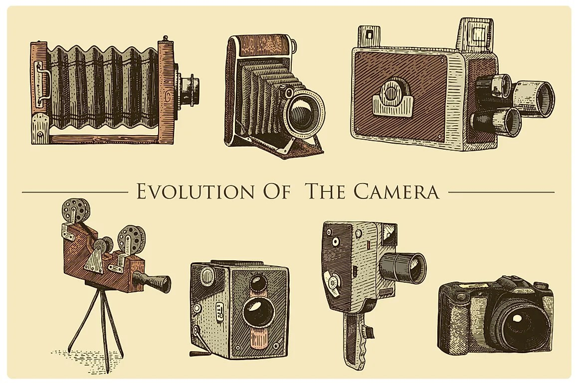 Who Invented The First Camera