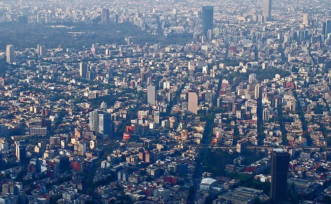 The Biggest Cities In Mexico Worldatlas