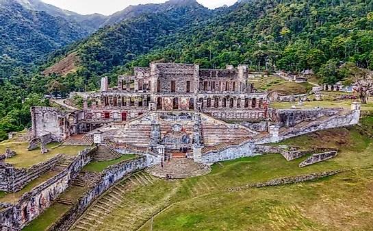 #8 National History Park – Citadel, Sans Souci, Ramiers