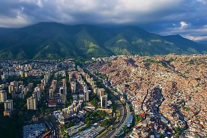 # 5 Venezuela - 30,6 milhões