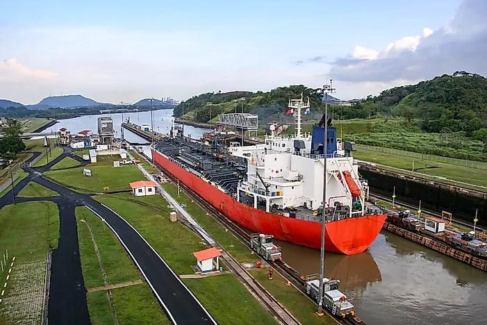 #1 Panama Canal - Panama