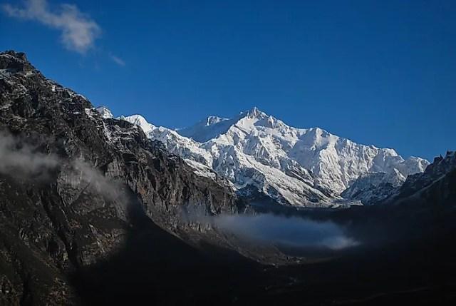 #5 Mount Kanchenjunga