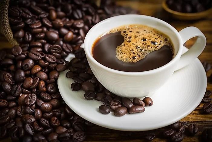 Top 10 Coffee Consuming Nations Worldatlas Com