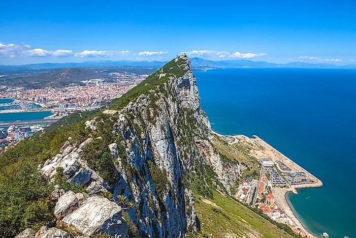 Image result for rock of gibraltar