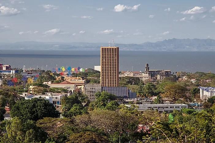 # 9 Nicarágua - 6.149.928
