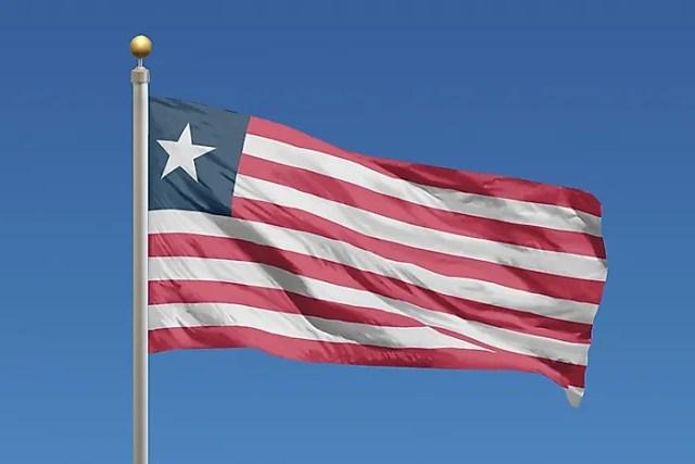 Hasil gambar untuk Liberia flag