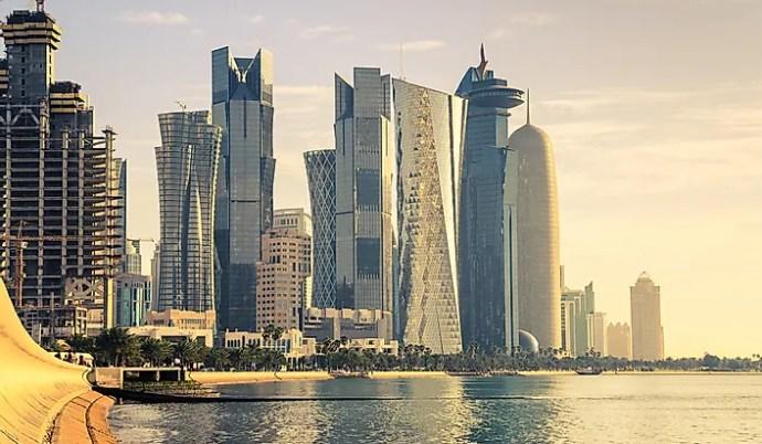 os países mais ricos do mundo - qatar